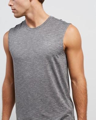 Champion Sports Muscle Tank - Muscle Tops (Railroad Grey)