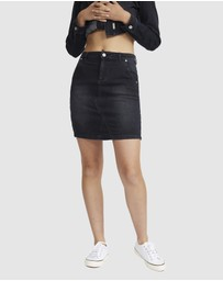 Jac & Mooki - Denim Skirt