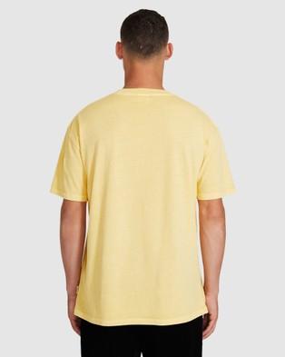 Insight Atom T Shirt - Short Sleeve T-Shirts (YELLOW)