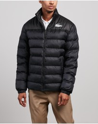 Lacoste - Colour Block Puffer