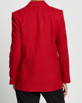 M.N.G Tempoli Blazer - Blazers (Red)
