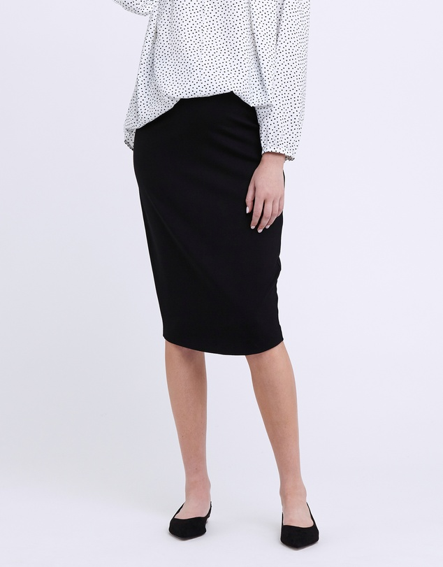 Ripe Maternity - Ponte Pencil Skirt