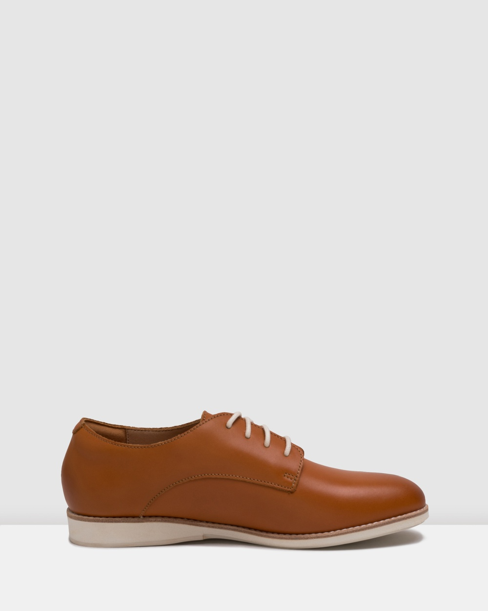 Rollie Derby Shoes Flats Brown