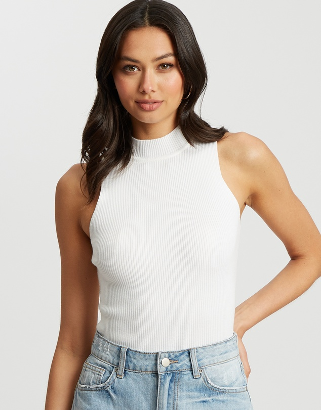 The Fated - Harlow Knit Top