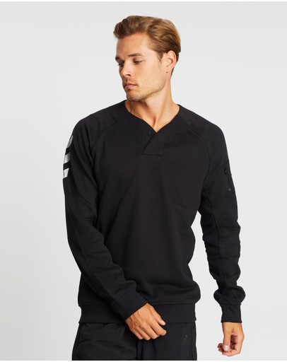 adidas Performance - Unlimited Crew Sweatshirt