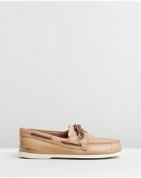 Sperry - Authentic Original 2-Eye Boat Shoes - Wide
