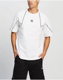adidas Originals - Big Trefoil Block Tee