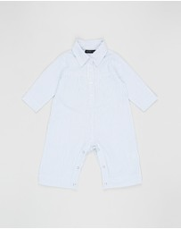 Feather Drum - Dillion Jumpsuit - Babies