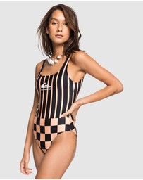 Quiksilver - Quiksilver Womens Originals One-Piece Swimsuit