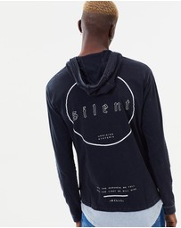 Silent Theory - Control Layered LS Tee