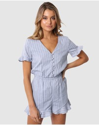 Madison The Label - Tate Playsuit