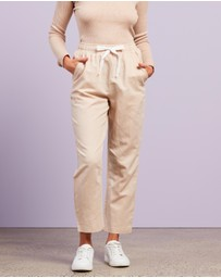 Nude Lucy - Nude Classic Linen Pants