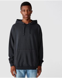 Cotton On - Pigment Dyed Oversized Pullover