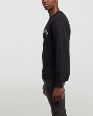 Carhartt University Sweatshirt - Sweats (Black & White)