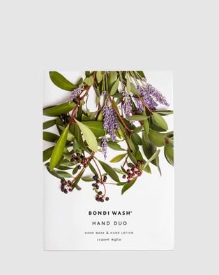 Bondi Wash Hand Pamper Duo - Beauty (Natural)