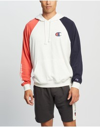 Champion - French Terry Colour Block Hoodie