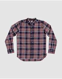 DC Shoes - Youth Northboat Long Sleeve Shirt