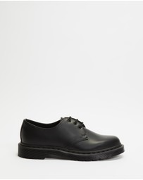 Dr Martens - Unisex 1461 Mono 3-Eye Shoes