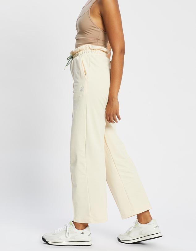 Women Infused Paperbag Pants