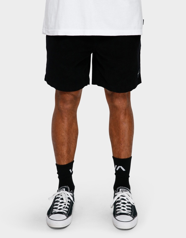 RVCA - Lord Of Cord Elastic Walk Shorts
