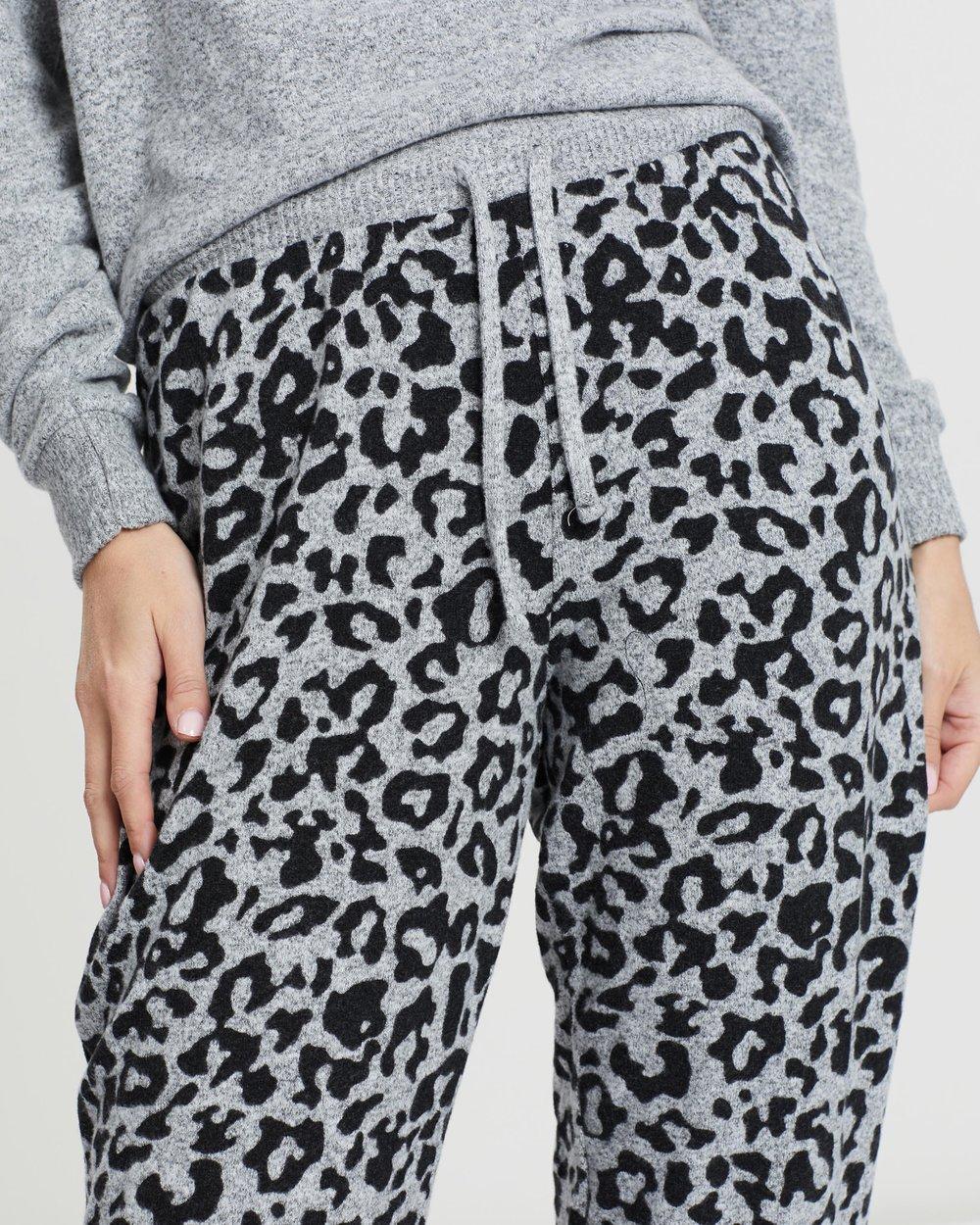 Leopard Print Jogger Pants by Dorothy Perkins Online  7142e5f72