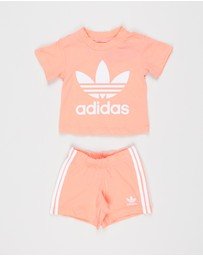 adidas Originals - Short Tee Set - Babies