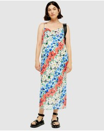 TOPSHOP Maternity - Floral Midi Dress