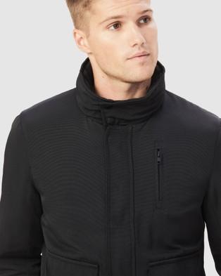French Connection Urban Utility Jacket?á - Coats & Jackets (BLACK)