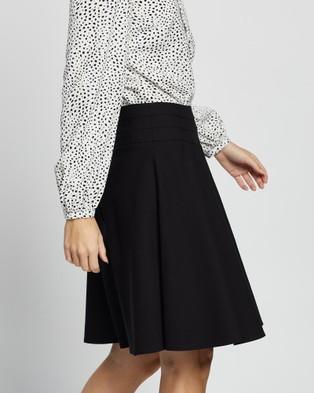 Review Tabitha Skirt - Skirts (Black)