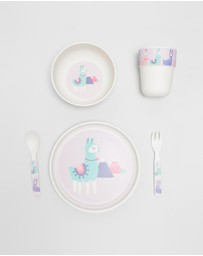 Penny Scallan - Bamboo Meal Set with Cutlery