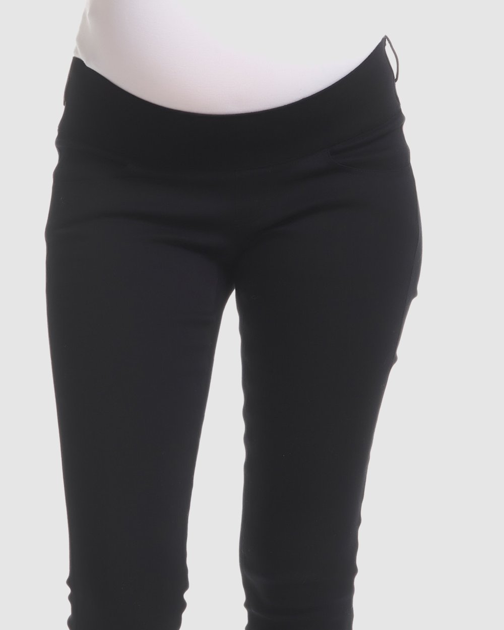 d243f87715aaa Essential Denim Pants by Soon Maternity Online | THE ICONIC | Australia