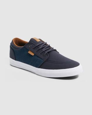 Kustom Remark 2 Sneaker - Sneakers (NAVY MICRO)