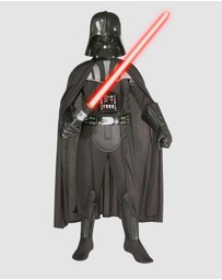 Rubie's Deerfield - Darth Vader Deluxe Costume with Lightsaber - Kids