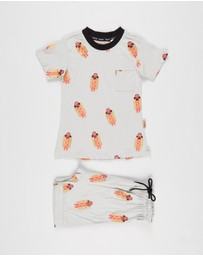 Kip&Co - Hot Diggity T-Shirt & Shorts - Kids