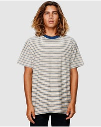 Billabong - Die Cut Stripe Crew