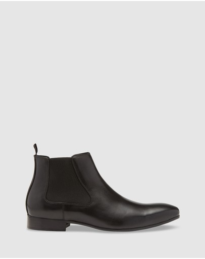 Oxford - Clyde Leather Chelsea Boot