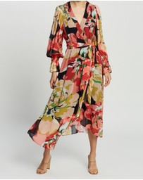 Ginger & Smart - Delirium Wrap Dress