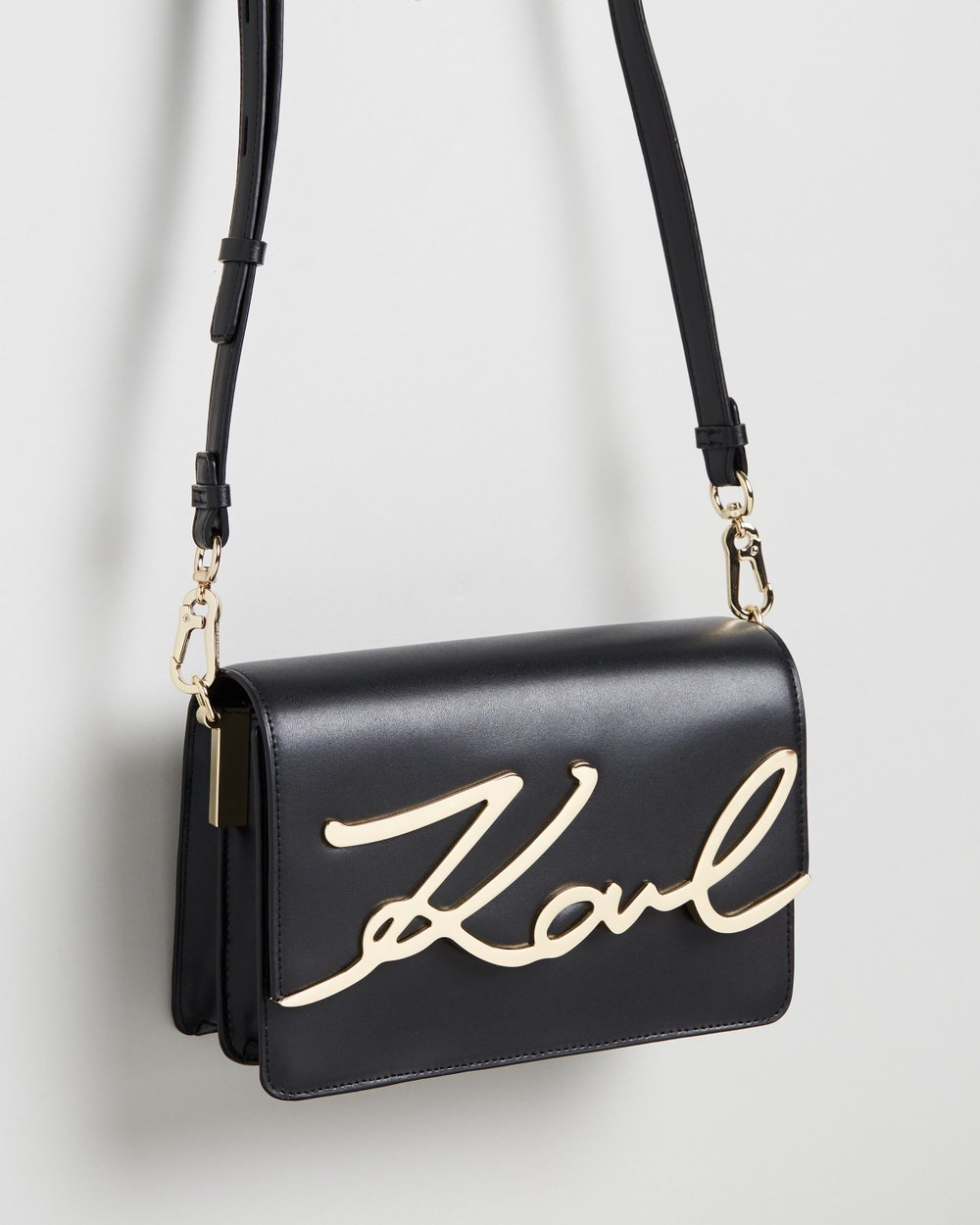 55a9fac005af K Signature Shoulder Bag by Karl Lagerfeld Online