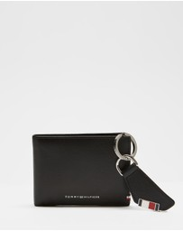 Tommy Hilfiger - Business CC and Coin Wallet & Key Fob Gift Set