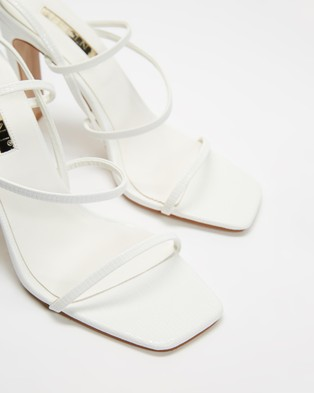 Billini - Yoana Sandals (White Scale)