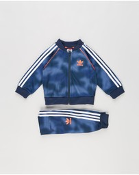 adidas Originals - All-Over Print Camo SST Tracksuit - Babies-Kids
