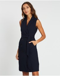 Dorothy Perkins - Button Skirt Trench Dress