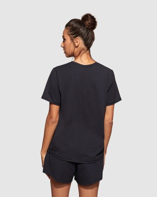 dk active - Cotton Crew Tee T-Shirts & Singlets (Navy)