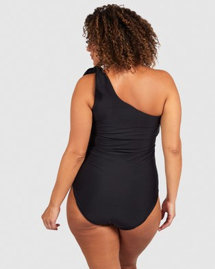 SAINT SOMEBODY Now Or Never - One-Piece / Swimsuit (Black)