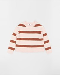 Eve Girl - Margot Knit Crew - Teens