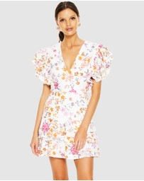 Talulah - Jasmine Vines Mini Dress