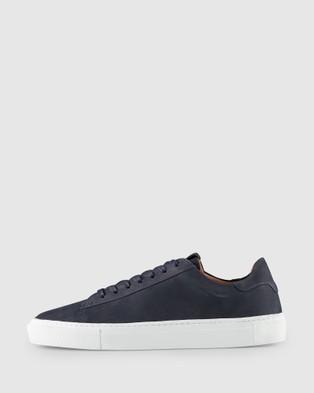 Aquila Deco Sneakers - Lifestyle Sneakers (Nubuck Navy)