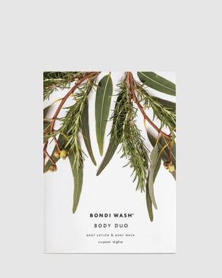 Bondi Wash Body Pamper Duo - Beauty (Natural)