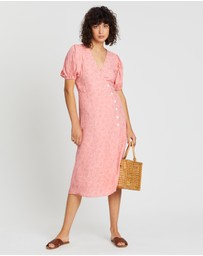 Faithfull The Brand - Fran Midi Dress