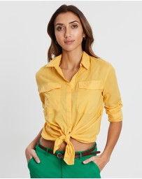 Scotch & Soda - Chest Pocket Shirt